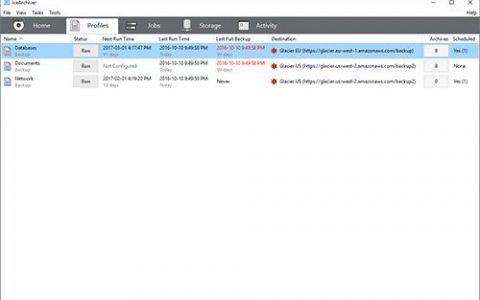 KLS IceArchiver 1.0.5.1 云备份客户端软件